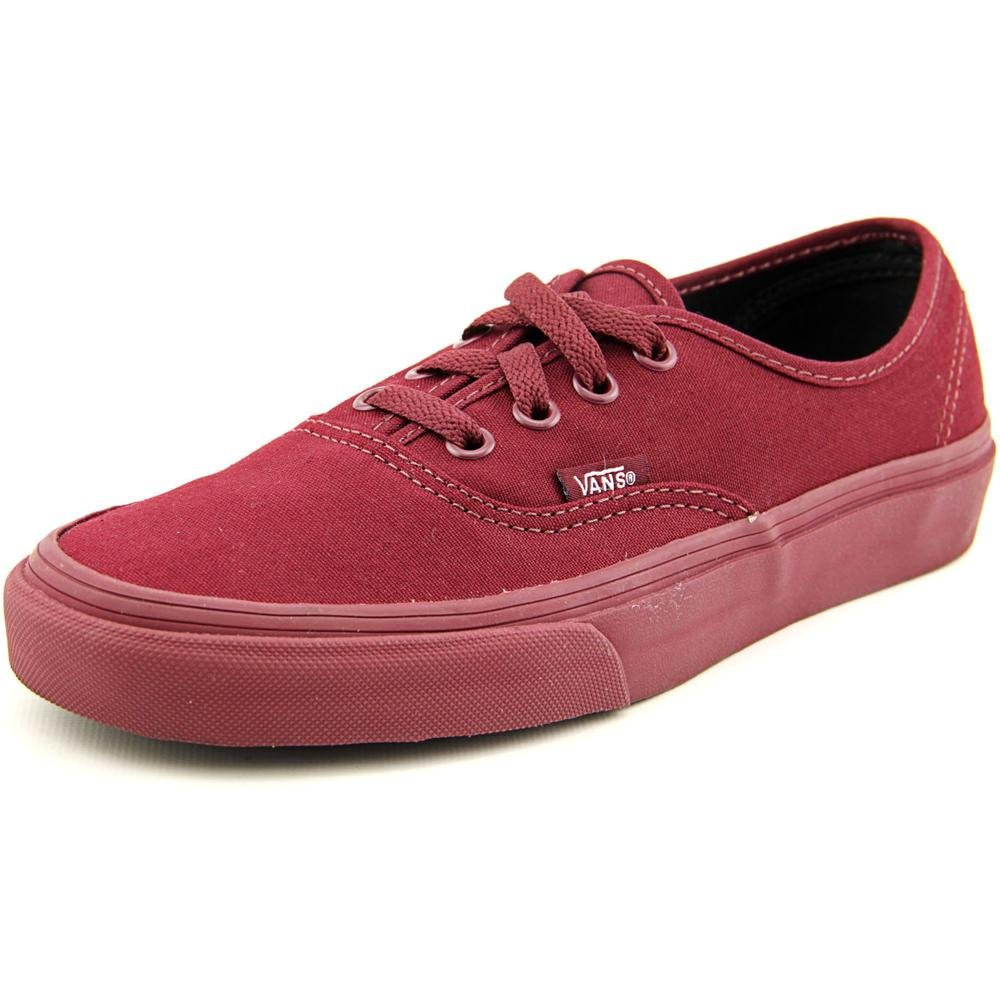 Vans Unisex Old Skool Classic Skate Shoes B017BUO71O 11 B(M) US Women / 9.5 D(M) US Men|Burgundy/Mono
