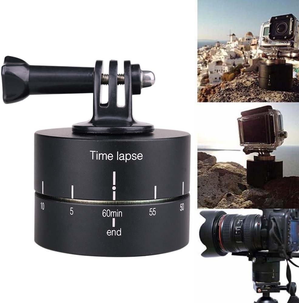 Shoot 360/° Rotating Time Lapse Stabilizer Tilt Head Mount for Gopro Hero 4