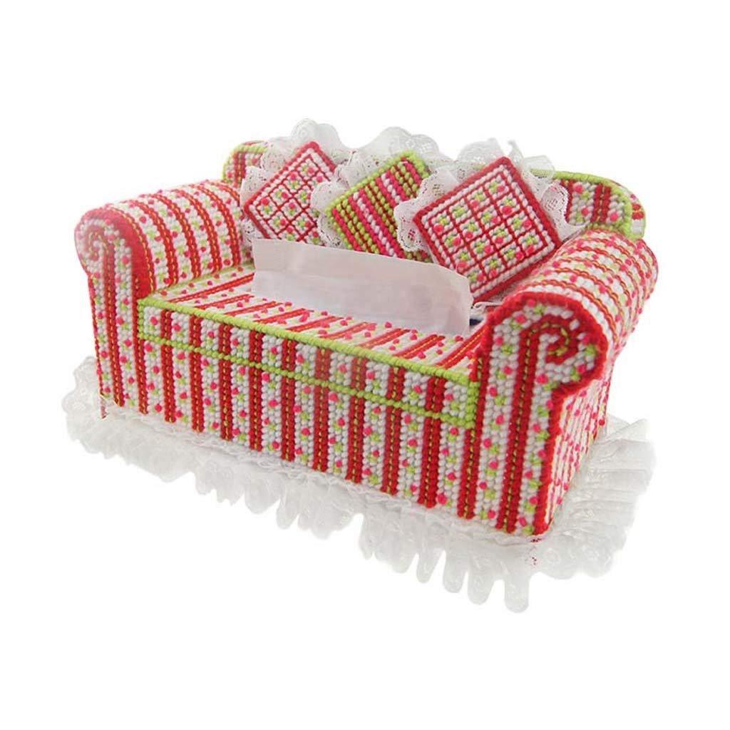 Jiaa Prodotti per la casa con design moderno ed elegante Design di moda Camera da letto per la casa Divano della camera da letto Cuscino per il viso Coperchio della scatola Asciugamano riscaldato, B
