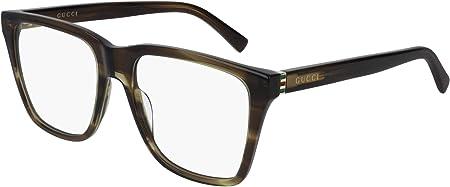 Gucci Gafas de Vista GG0452O HAVANA 54/18/145 hombre
