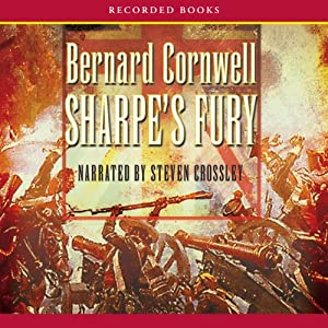 Sharpe's Fury Audiobook