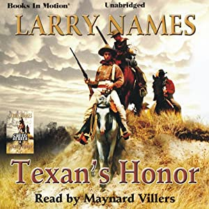 Texan's Honor Audiobook