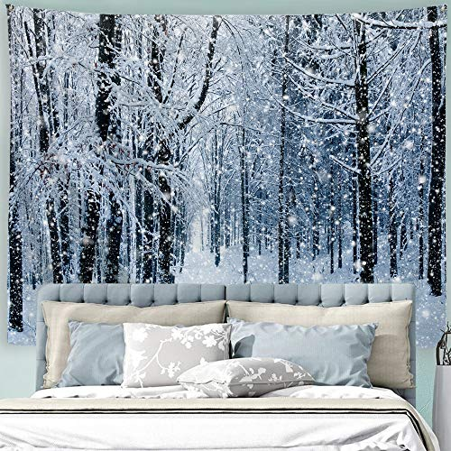 Scene Tapestry Throw - Alfalfa Wall Hanging Decor Nature Art Polyester Fabric Tapestry, For Dorm Room, Bedroom,Living Room - 90