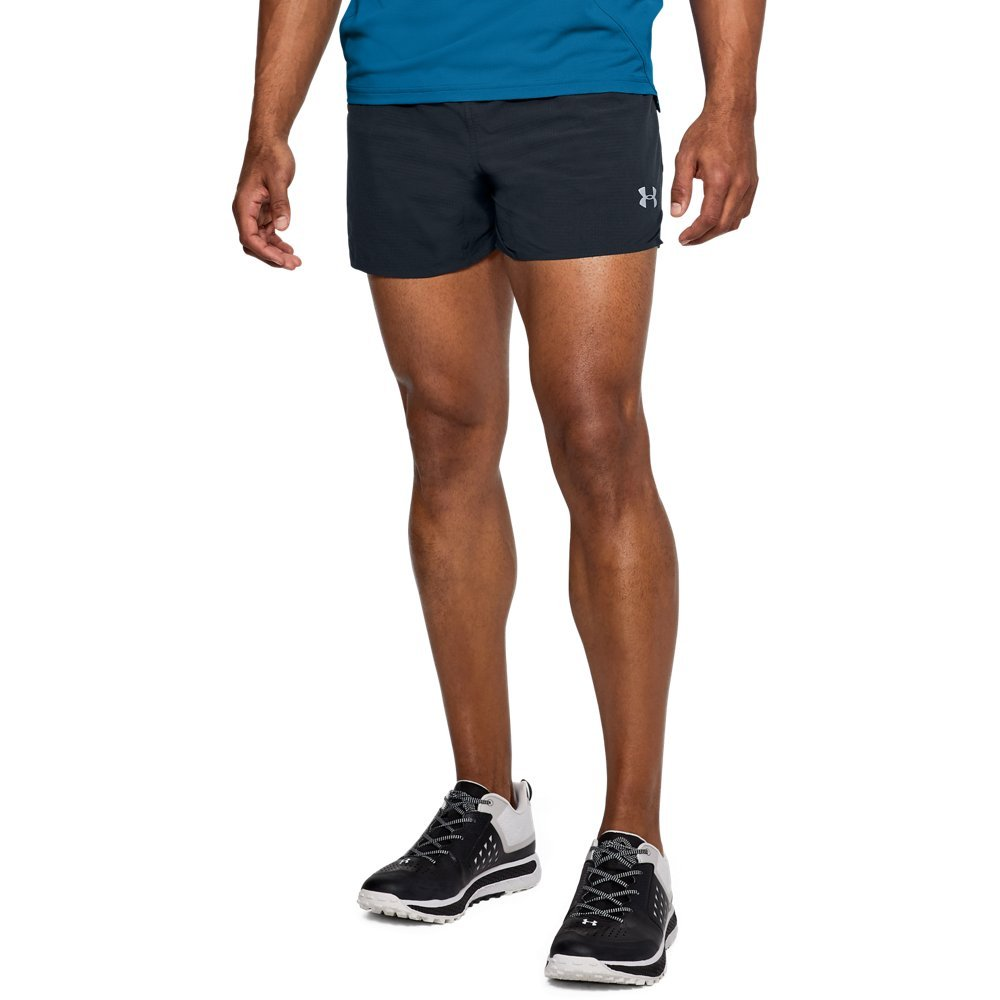 Under Armour Mens Atmos Shorts, Black