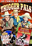 Lee Powell Collection: Trigger Pals (1939) / Texas Manhunt (1942) / The Lone Ranger (Lost Chapter) (DVD-R) (1939) (All Regions) (NTSC) (US Import) [Region 1]