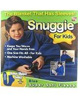 ALLSTAR MARKETING GROUP SN051106 Snuggie/Throw Blanket for Kids, Blue