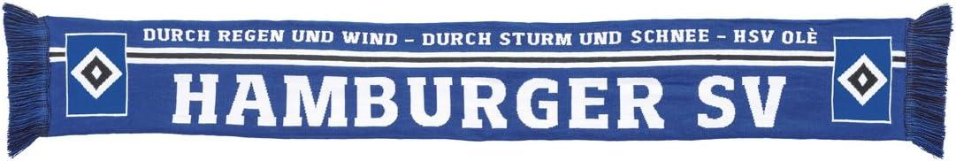 "BOMMEL SCHAL FANSCHAL /""Hamburger SV/"" HAMBURGER SV HSV"