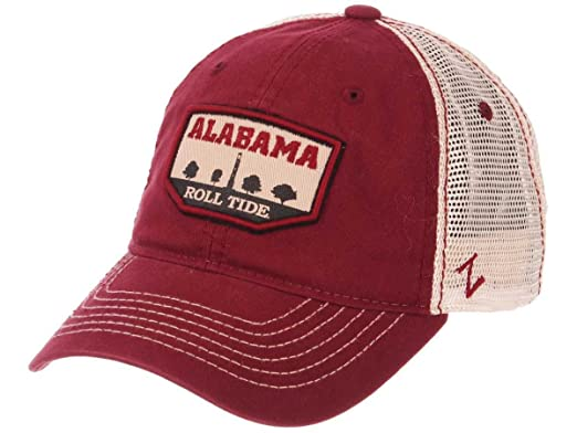 Red with Logos Officially Licensed Collegiate Product NEW Alabama Beanie