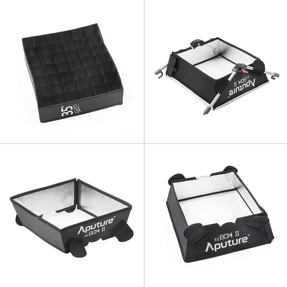 Aputure EZ Box + II - Difusor portátil de Estudio ...
