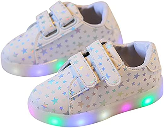 Amazon.com: Chickwin Kids Shoes, LED