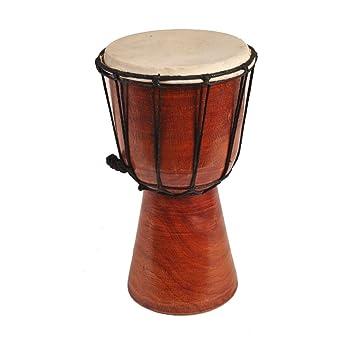 Holzspielzeug Kinder Trommel Motorik Rhythmus Instrument