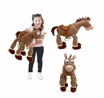 TOY Story Disney Pixar bullingdon XXL caballo de peluche muñeco de peluche