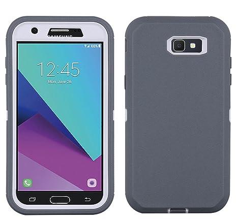 white samsung galaxy j3 2017 phone case