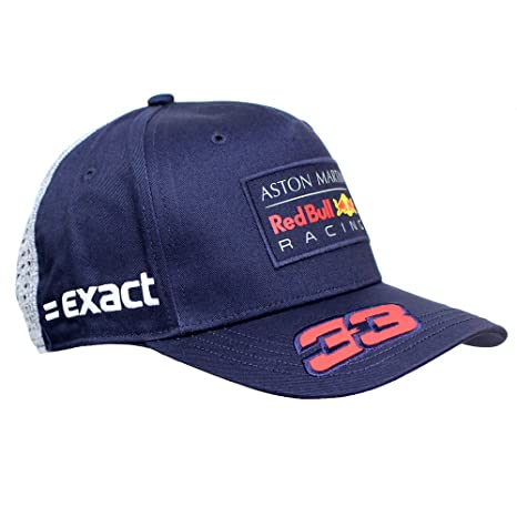 Amazon.com  Red Bull Formula 1 Racing 2018 Aston Martin Max ... 5ba0ff45354