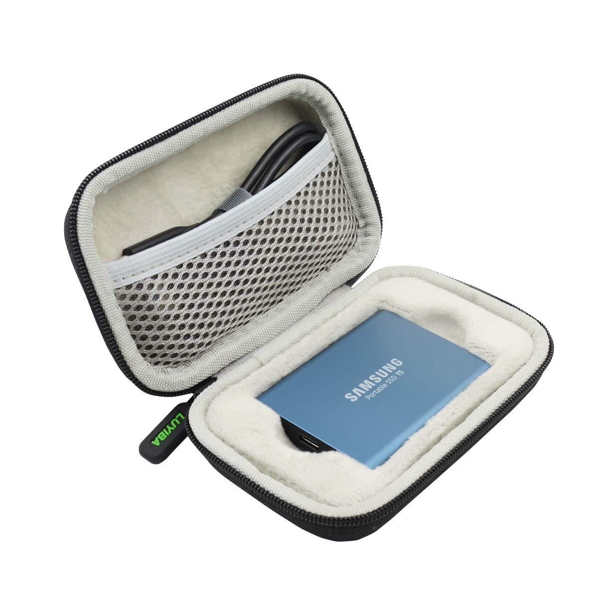 LUYIBA para Samsung T3 / T5 250GB 500GB 1TB 2TB SSD USB 3.0 Disco ...