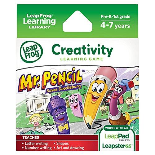 LeapFrog Doodleburg Learning LeapPad LeapsterGS