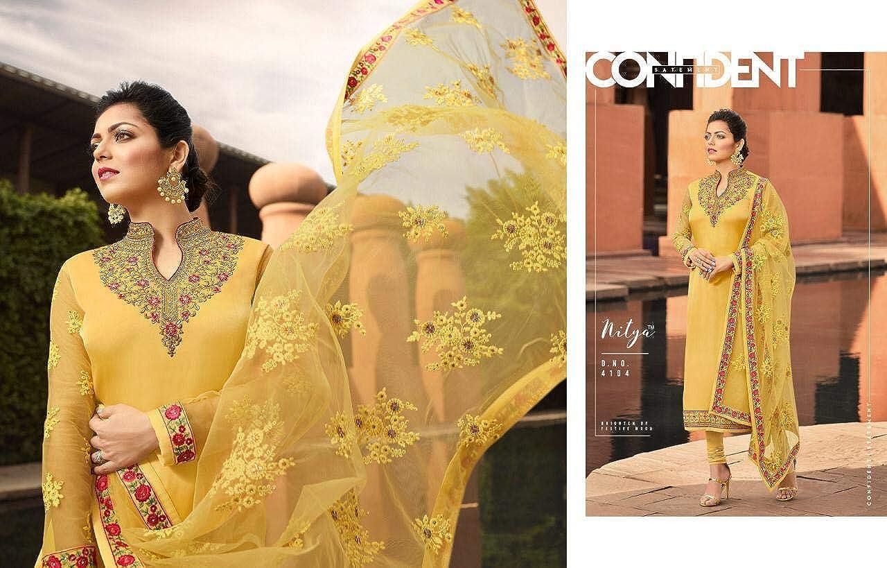 stylishfashion New and Latest Indian//Pakistani Fashion Salwar Kameez for Women Wear Straight Salwar Suit for Women