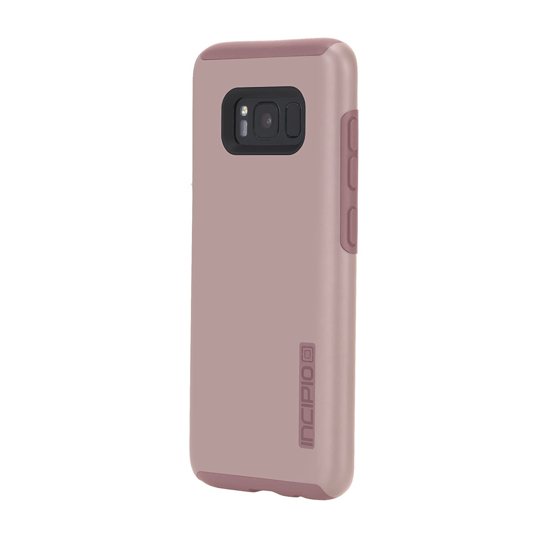 official photos 5c420 e639c Samsung Galaxy S8 Case, Incipio [Hard Shell] [Dual Layer] DualPro Case for  Samsung Galaxy S8-Iridescent Rose Gold