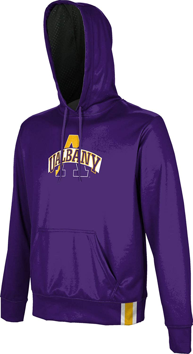 Solid ProSphere University at Albany Boys Pullover Hoodie