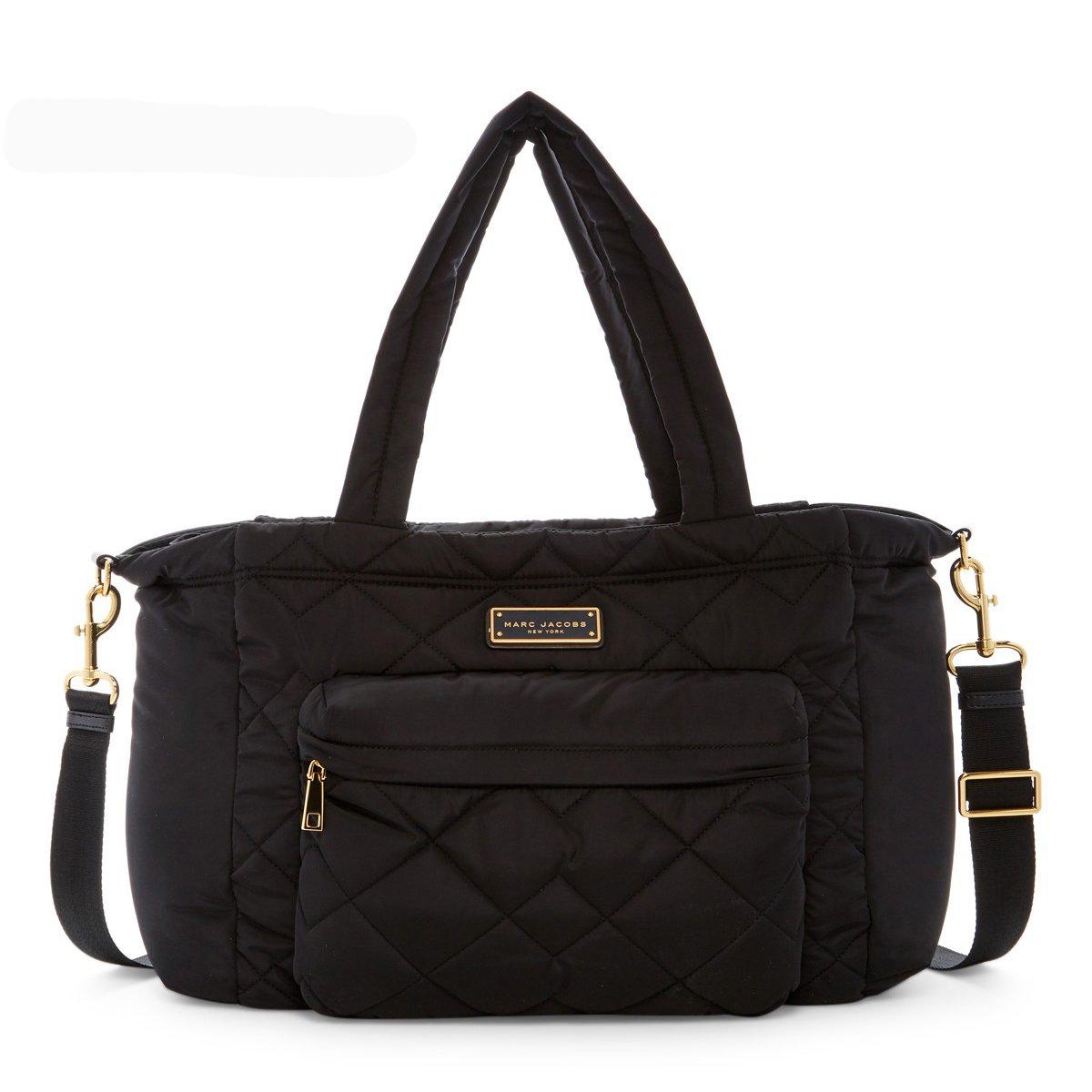 マークジェイコブス キルティング ナイロン マザーズバッグ Marc Jacobs Quilted Nylon Baby Bag [並行輸入品] B07DMJJV1G