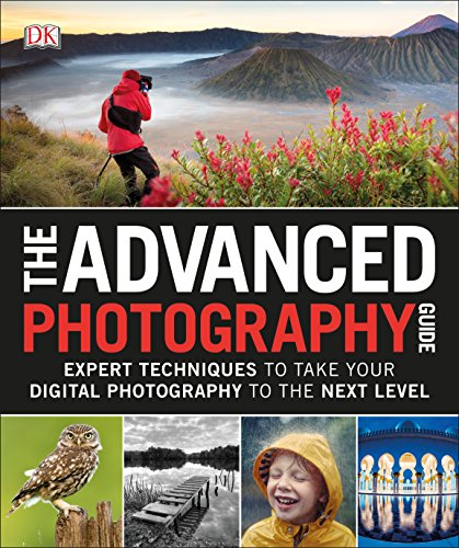 Book Cover: The Advanced Photography Guide