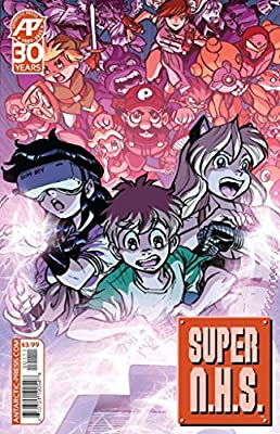 Super N.H.S.(Ninja High School, No.1: Ben Dunn: Amazon.com ...