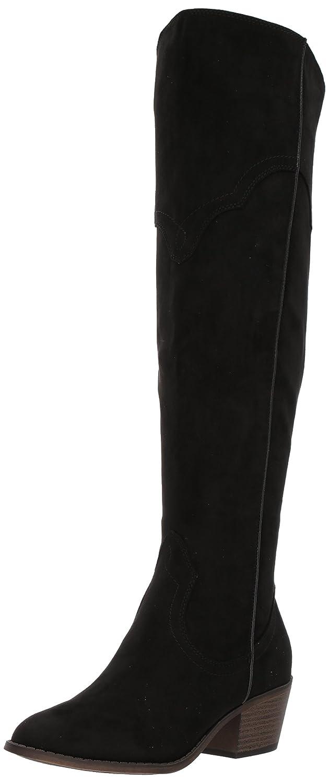 Fergalicious Women's Bata Western Boot B06XSMMG9M 7 B(M) US|Black