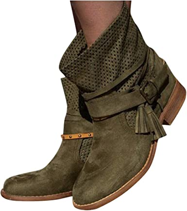 Amazon.com: Ankle Booties for Women
