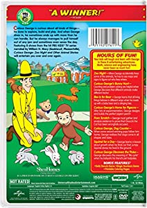 Curious George: Zoo Night and Other Animal Stories! from Universal Pictures Home Entertainment