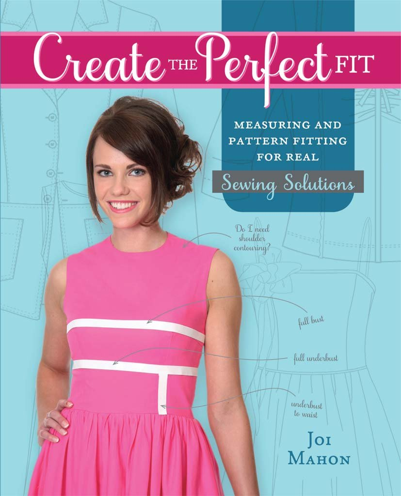 F&W Media Fons and Porter Books, Create The Perfect Fit Spiral-bound – October 3, 2014 Joi Mahon Fons & Porter 1440239614 FP-39618