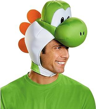 Adult Yoshi Headpiece Standard: Amazon.es: Juguetes y juegos