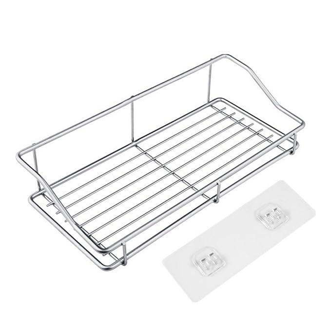 Amazon.com: Estantería de almacenamiento para baño, estante ...