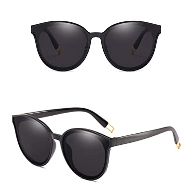 f52a0a2a1c24 2018 Fashion Women Colour Luxury Flat Top Cat Eye Sunglasses Elegant oculos de  sol men Twin