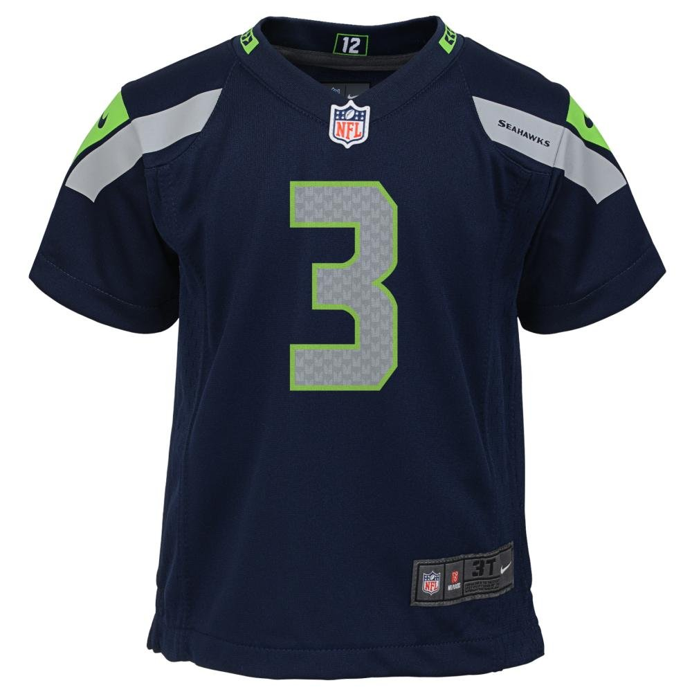 cheap for discount a277d 64c5d Nike Wilson Seattle Seahawks Child Jerseys