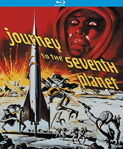 Journey to the Seventh Planet (1961) [Blu-ray]