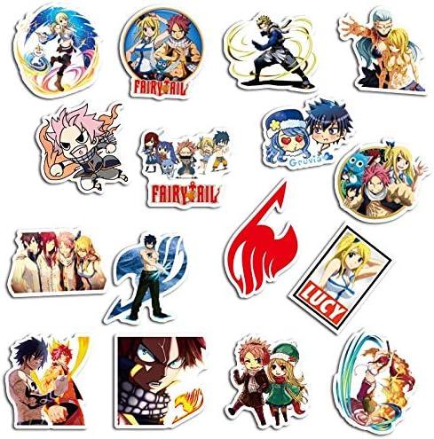 Adesivi per computer LZWNB Classic Anime Fairytail ...