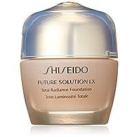 Shiseido Future Solution Lx Total Radiance Foundation Rose 2