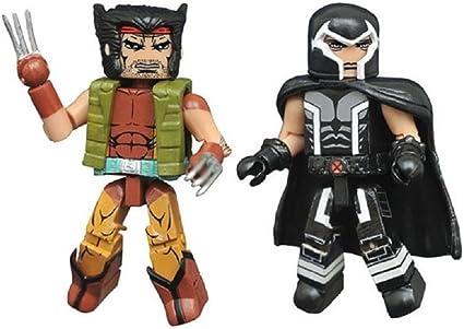 Marvel Minimates TRU Toys R Us WAVE 18 absorbant homme