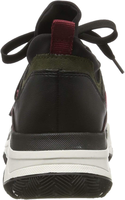 MARCO TOZZI 2-2-23725-33 Sneaker Donna Nero Black Comb 098