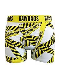 Bawbags Warning Mens Boxer Shorts Boxer Briefs