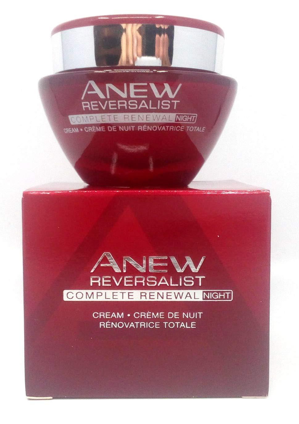4 x AVON Anew Reversalist Complete Renewal Night Cream 50ml – 1.7oz SET