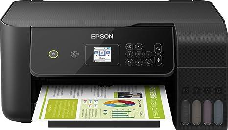 Epson ecotank et-2720 inyección de Tinta 33 ppm 5760 x 1440 dpi a4 ...