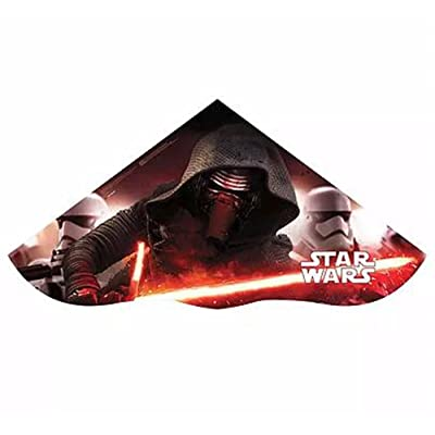 X-Kites Skydelta 52-inches Poly Delta Kite: Star Wars Episode VIII (2020) …: Toys & Games