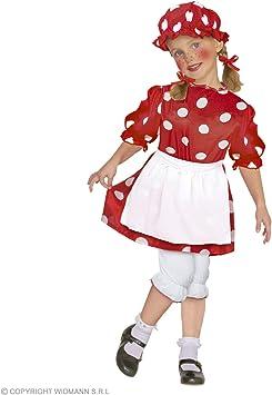 WIDMANN Disfraz de muñeca de trapo Infantil Cualquier día: Amazon ...