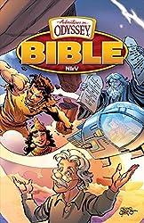 NIrV- Adventures in Odyssey Bib