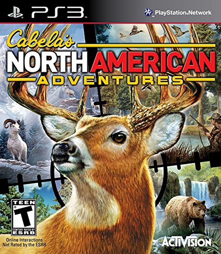 Cabela's North American Adventures 2011 - Playstation for sale  Delivered anywhere in USA