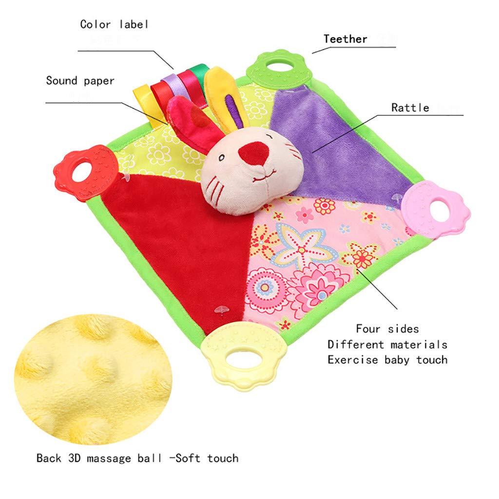 Amazon.com: Erlou - Toalla de seguridad para bebé con ...