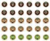 Green Mountain Decaf - Hazelnut Decaf, Vermont Country Blend Decaf, Breakfast Blend Decaf, French Vanilla Decaf & Dark Magic Decaf K-cup Sampler Pack for Keurig 2.0 - 30 Count/5 Varieties