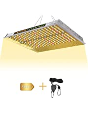 MARS HYDRO TS 1000W LED Grow Lights Higher Yield Energy Efficient Plant Lights for Indoor Plants Full Spectrum Veg and Bloom