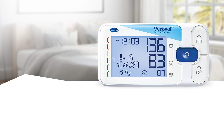 TENSIÓMETRO VEROVAL DUO CONTROL (manguito para 22-32 cm de contorno) en lata para regalo: Amazon.es: Salud y cuidado personal